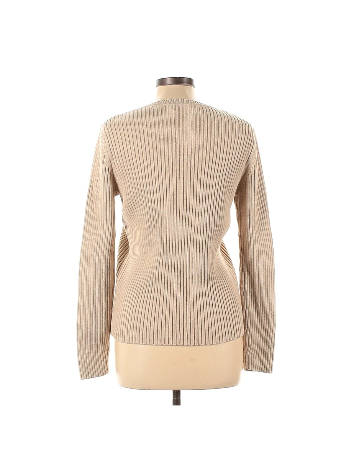 Tommy Hilfiger Women Brown Pullover Sweater L - image 2