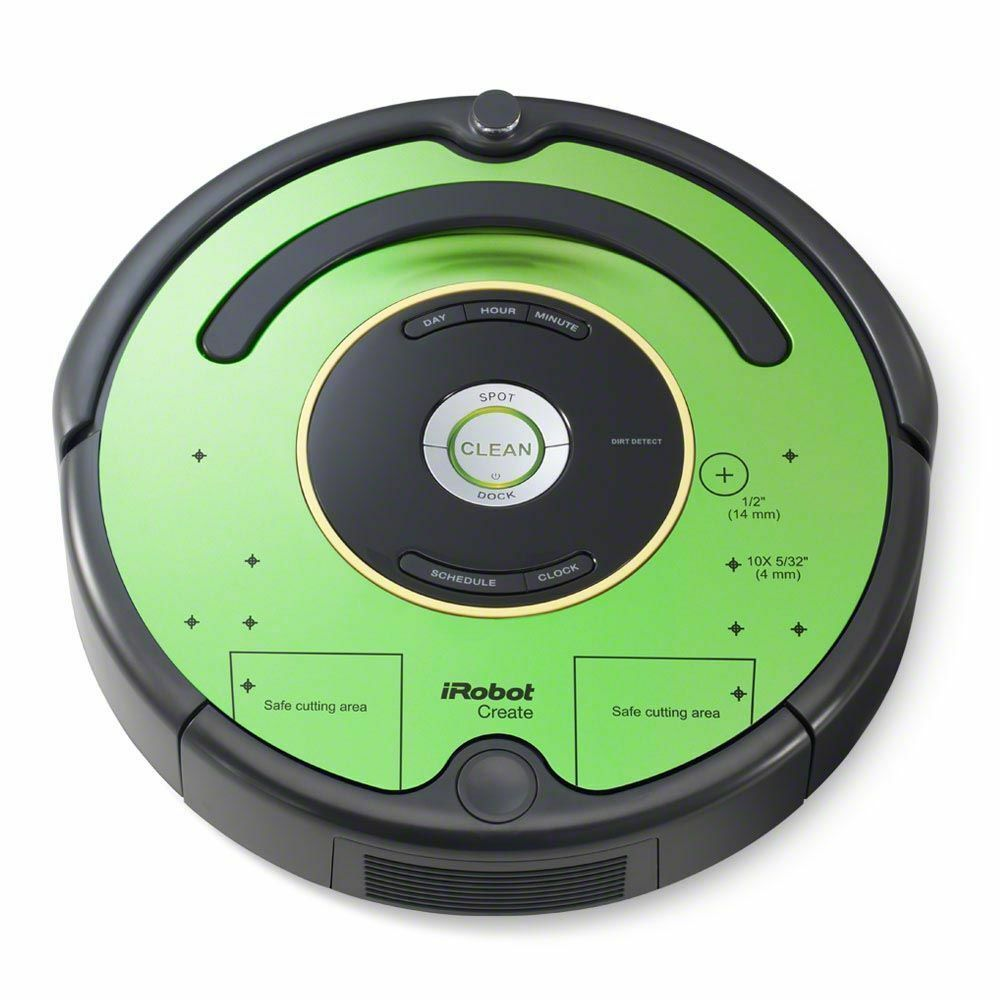 IRobot RC65099 Create® 2 Programmable Robot this STEM model for Educators
