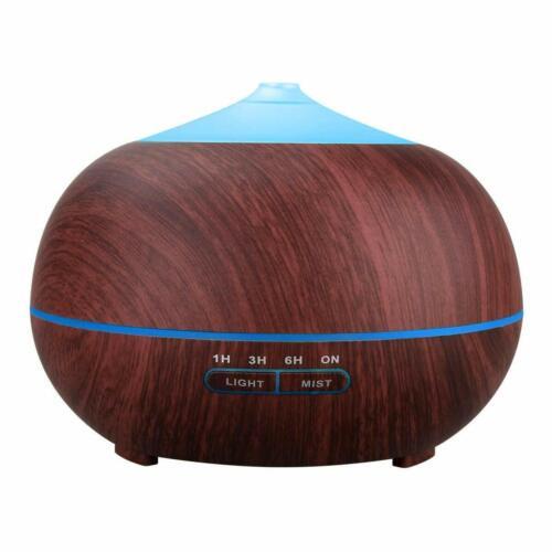 Tenswall 400 ml Huile Essentielle Diffuseur Humidificateur à ultrasons portable