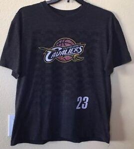 quality design 1084e adcd8 Details about NBA CLEVELAND CAVALIERS CAVS #23 LEBRON KING JAMES UNK  T-Shirt Size XL