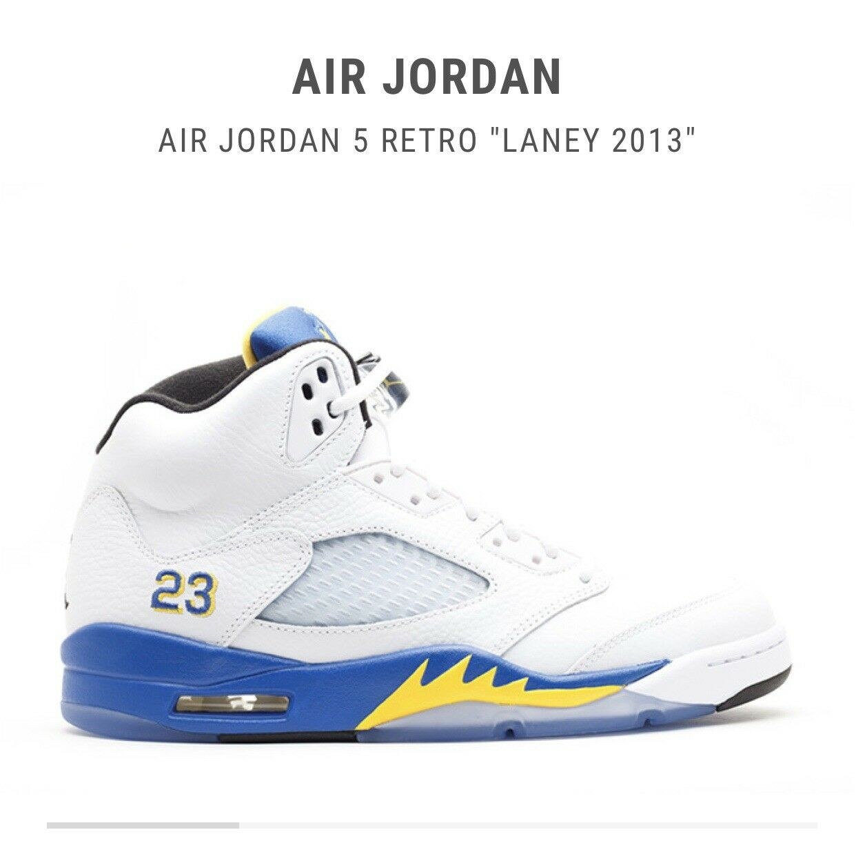 huge discount 03c40 225e9 ... inexpensive air jordan 5 2013 retro lainey 2013 5 94683e ab27b f8ddb