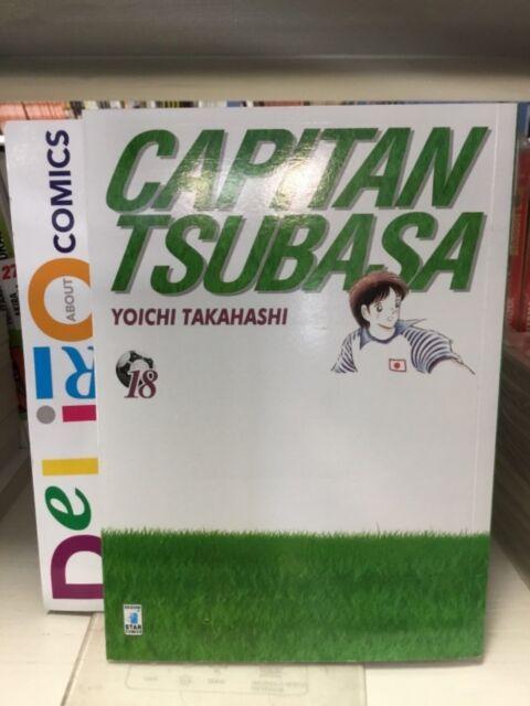 CAPITAN TSUBASA NEW EDITION N.18 Ed.STAR COMICS SCONTO 10%