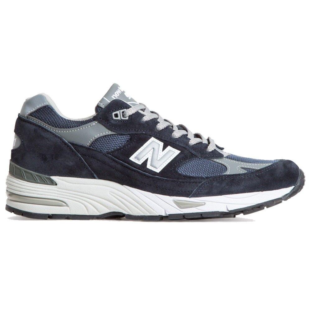 New Balance M991nv England bluee Mod. M991nv