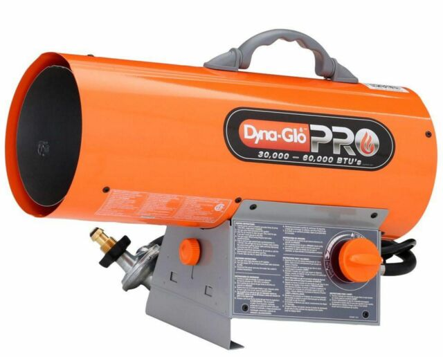 Dyna-Glo Portable Forced Air Heater- Propane for sale ...