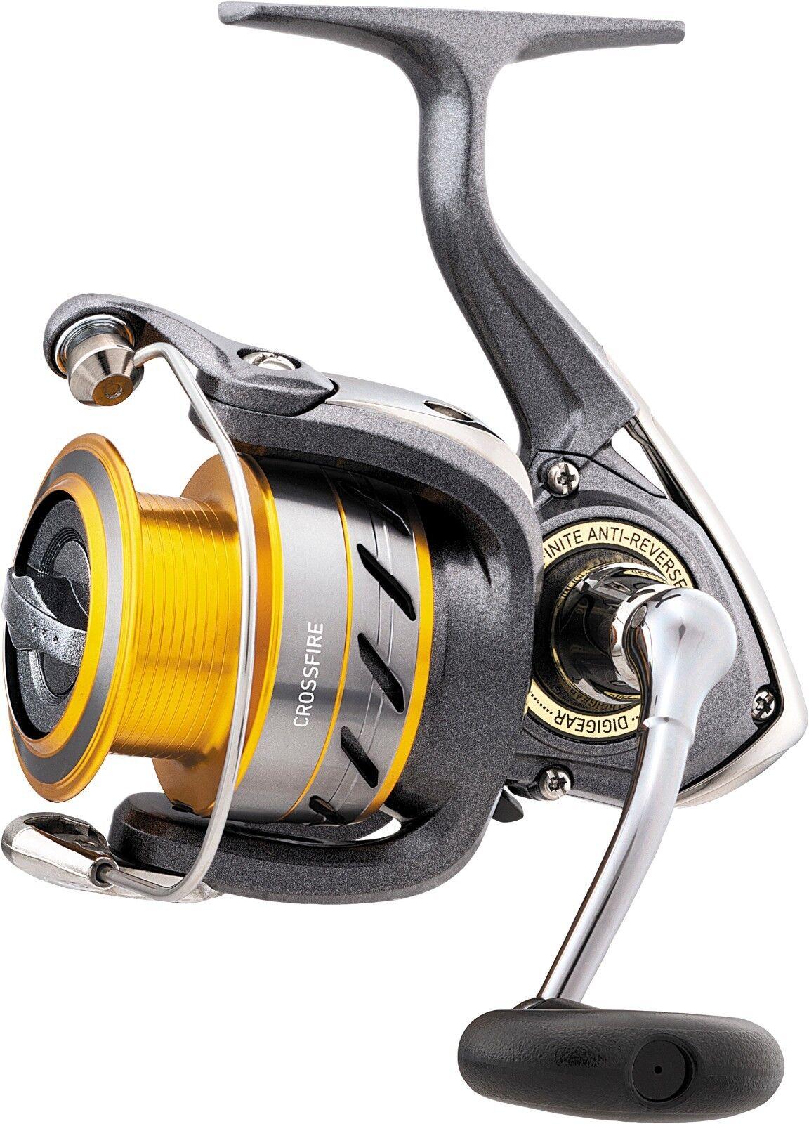 Daiwa Crossfire Coarse Match Feeder Fishing Reel Sizes 2000 2500 3000 4000 5000