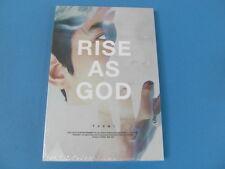 TVXQ - RISE AS GOD [MAX WHITE VER.] SPECIAL ALBUM CD (SEALED) K-POP DBSK