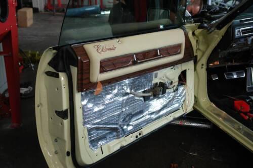 4m Alubutyl Anti Dröhn Matte Bitumen-Ersatz 25 x 400 cm PKW Auto Profi Dämmmate