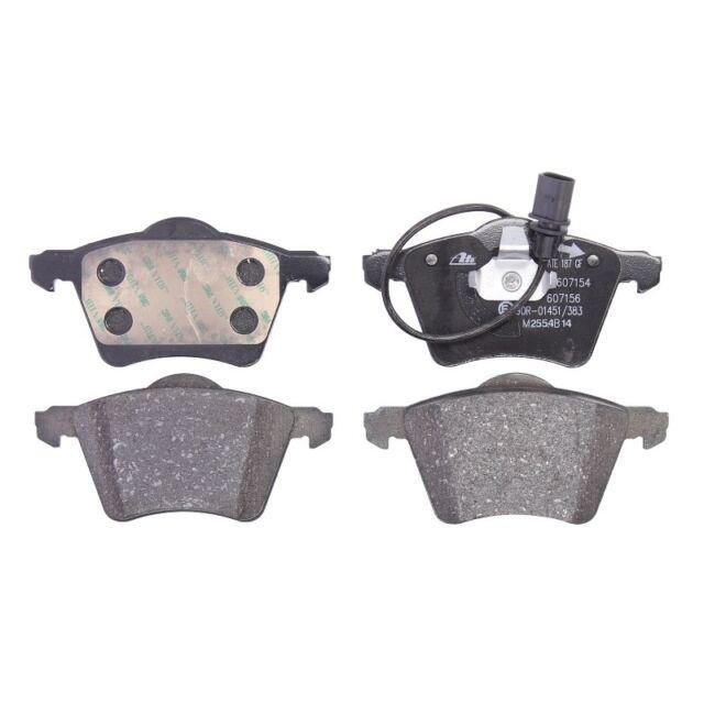 Bremsbelagsatz Scheibenbremse für Bremsanlage Vorderachse ATE 13.0460-4971.2