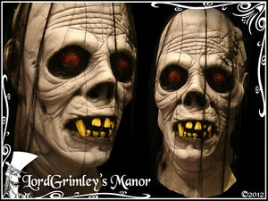 Albino-Ghoul-Halloween-Mask-Horror-Monster-Undead-Ghost-Zombie