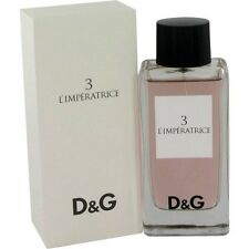 D & G 3 L'imperatrice by Dolce & Gabbana EDT Spray 3.3 oz 100ml