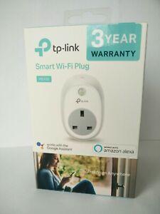 FidèLe Tp-link Hs100 Wi-fi App Contrôlée Smart Plug Remote Access Away Mode-afficher Le Titre D'origine Remises Vente