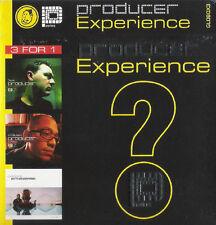 CD Producer Experience Tayla Producer 04, LTJ Bukem Producer 05, Nookie At  3CDs