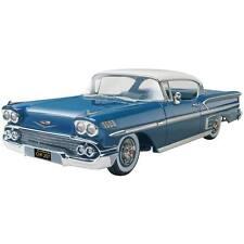 Revell 1/25 1958 Chevy Impala  Plastic Model Kit 854419 w/ 348 V8 Engine