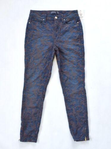 uomo con Blu zip Sz 1981 Jeans 27 zip donna del 3 di da Guess da Jacquard wBqBT5tCUx