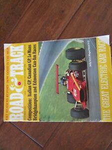 Vintage-034-ROAD-amp-TRACK-034-Magazine-December-1968-Ferrari-Ickx-BMW-2500