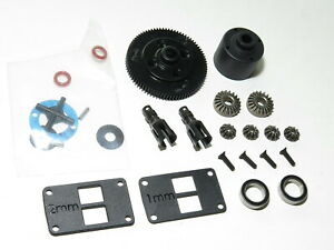 TKR6502 TEKNO EB410.2 BUGGY CENTER DIFFERENTIAL