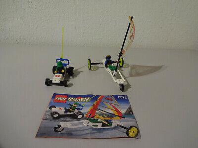 (b9) Lego 6572 Wind Runners Con Ba 100% Completo Figura Usato Top Kg Buoni Compagni Per Bambini E Adulti