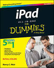 iPad All-in-One For Dummies by Nancy C. Muir (Paperback, 2015)