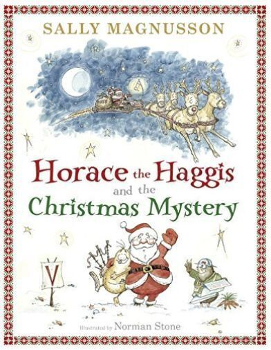 Horace and the Christmas Mystery, Sally Magnusson, Good Book