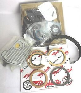 Details about 4L60E 93-97 Banner Plus Rebuild Kit Overhaul  Frictions/Clutches Band Filter GMC