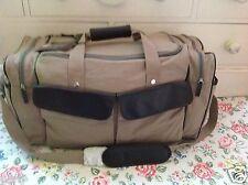 ⭐ Calvin Klein ⭐ Marrone Beige Weekend Palestra hold-all Bag ⭐