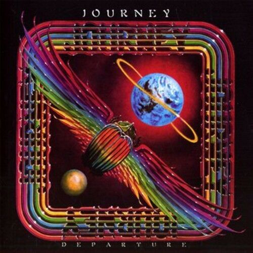 Journey - Departure [New CD] Germany - Import