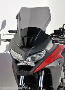 pare brise bulle hp 10 cm ermax honda vfr 800 x crossrunner 2015 ebay. Black Bedroom Furniture Sets. Home Design Ideas