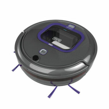 Black & Decker PET Lithium Robotic Vacuum with LED