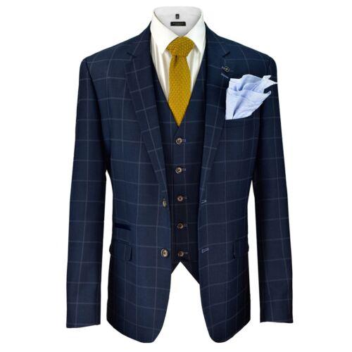 Mens Cavani Macy Wedding Blazer Waistcoat Trouser 3 Piece Suit Sold Seperately