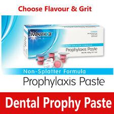 Dental Prophy Paste Upto 600 Cups Prophylaxis Non Splatter Mark3 All Grit Types