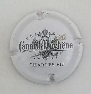 capsule champagne CANARD DUCHENE petit sabre petit 1868 n°66 blanc charles VII RxveJkNQ-09091032-599928715