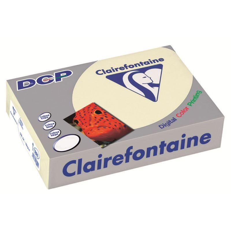 Clairefontaine DCP elfenbein 100 120 160 190 210 250 300g m² DIN-A4 A3 SRA3 | Ermäßigung  | Qualitätskönigin