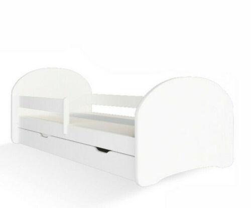 Kinder Kinderbett Betten mit Matratze 160x80cm oder 140x70cm