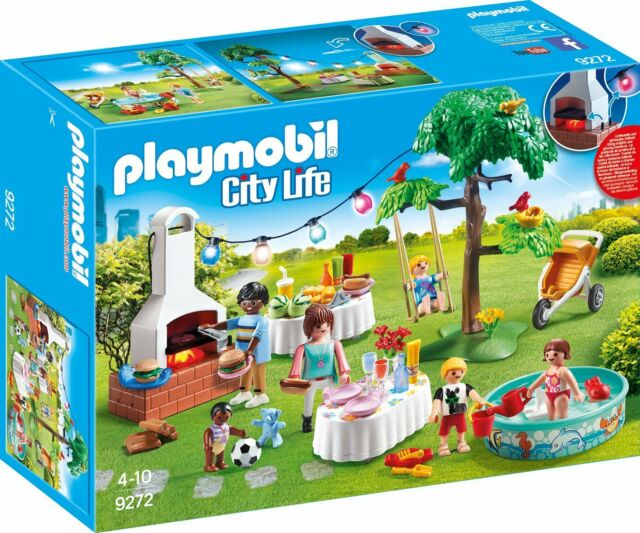 PLAYMOBIL 9272 - City Life - Einweihungsparty