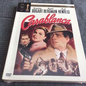 CASABLANCA-DVD-2003-2-Disc-Set-Two-Disc-Special-Edition-Humphrey-Bogart-NEW