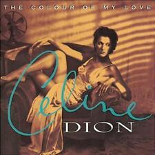 The Colour of My Love by Céline Dion (CD, Nov-1993, BMG (distributor))