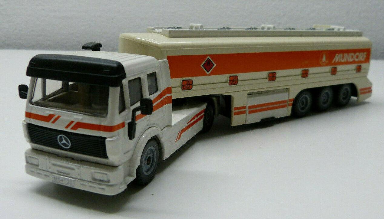 Tankzug MUNDORF  1 55 -  Mercedes Benz +++RARITÄT+++ in TOP Zustand