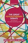 The Great Psychotherapy Debate: The Evidence for What Makes Psychotherapy Work by Bruce E. Wampold, Zac E. Imel (Paperback, 2010)