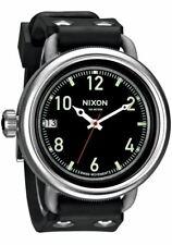 Nixon The October A488 000 Black Men's Watch
