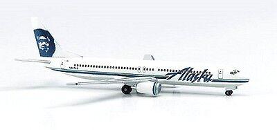 Echelle 1//500 Avion Alaska Airlines Boeing 737-900 Herpa