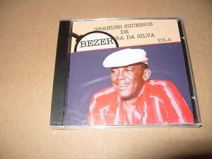 Grandes-Sucessos-De-Bezerra-Da-Silva-Vol-2-14-Track-cd-New-amp-Sealed