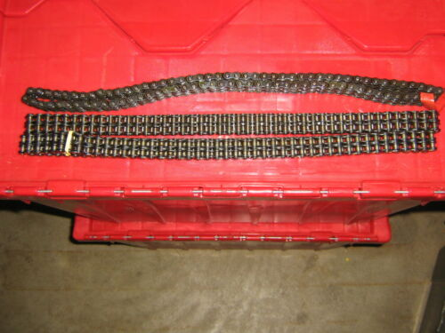 NOS SNOWMOBILE DOUBLE ROLLER 35 chain your choice of 90,91,92 pins