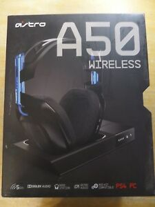 11582636b1d Image is loading ASTRO-Gaming-A50-Wireless-Dolby-Gaming-Headset-Black-