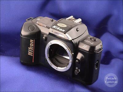 TESTED IN GREAT WORKING CONDITION Nikon F-401 35mm Auto Focus SLR Camera Body
