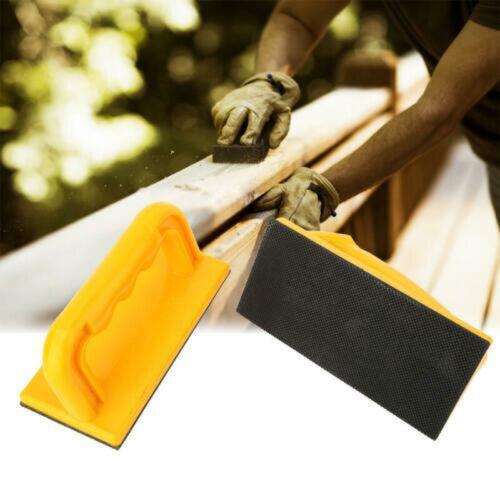 2ST Holz-Schneid Sicherheit Push-Stick-Block-Abrichttisch Säge Blöcke Werkzeug