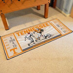 Tennessee-Volunteers-30-034-X-72-034-Ticket-Runner-Area-Rug-Floor-Mat