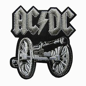 AC//DC,ACDC Highway To Hell Hard Rock,Rock Music Embroidery