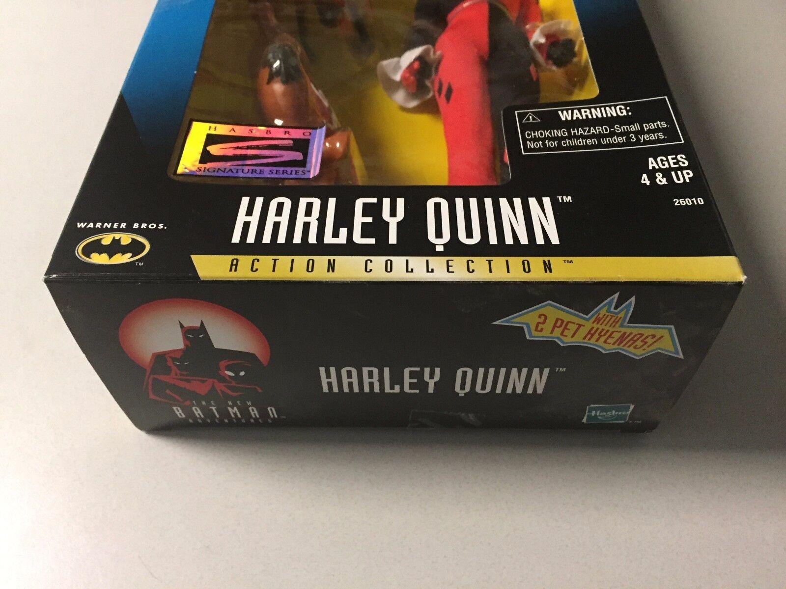 Harley Quinn Batman Adventures Hasbro 12  Action Collection Action Action Action Figure NIB BN b3abfd