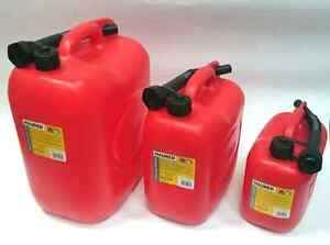 Tanica-plastica-per-benzina-e-gasolio-MAURER-Capienza-5-10-20-LT