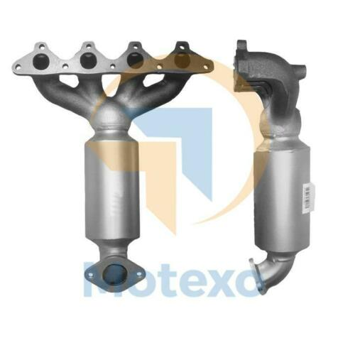 G4EB 11//99-8//02 Catalytic Converter HYUNDAI ACCENT 1.5i 12v